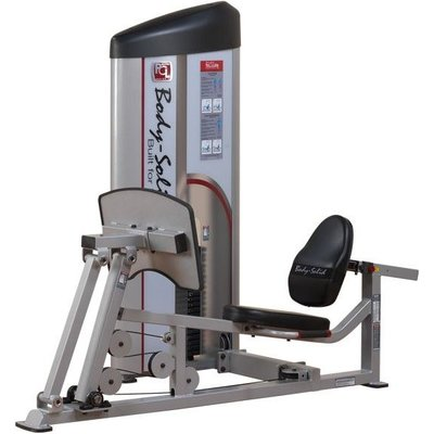 Body-Solid ProClubline Series II Leg Press en Calf Raise
