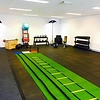 PTessentials Rubberen Vloerdelen 50 x 50 Rood | Fitness en Crossfit
