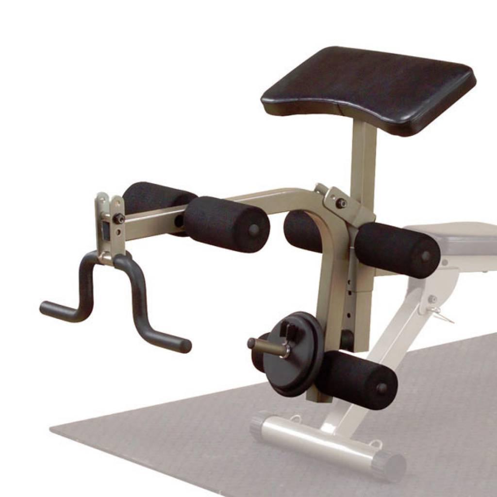 Best Fitness BFPL10 Leg-Preacher Curl voor BFFID10