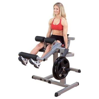 Body-Solid GCEC340 Leg Extension en Curl - verwacht begin juli