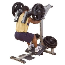Body-Solid GSCL360 Squat en Calf