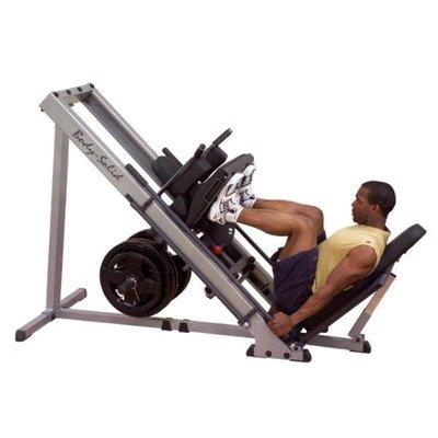 Body-Solid GLPH1100 Leg Press en Hack Squat  - direct leverbaar