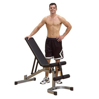 PowerLine PFID130X Trainingsbank flat-incline-decline