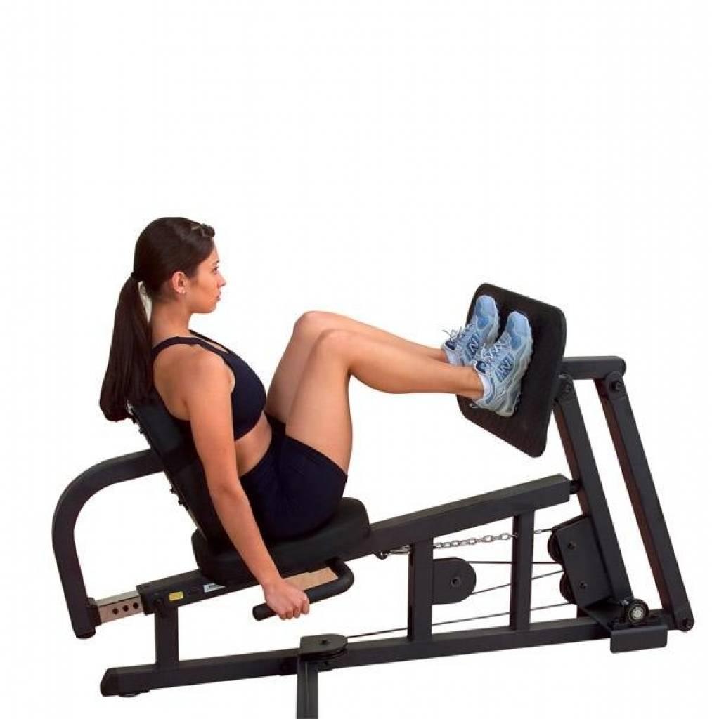 Body-Solid GLP Leg Press