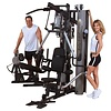 Body-Solid G10B Bi-Angular Dual Stack Homegym
