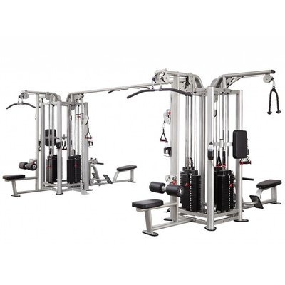 Steelflex JG8000S Jungle Gym Double Tower