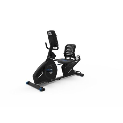 Nautilus R628 Performance Black Recumbent Hometrainer