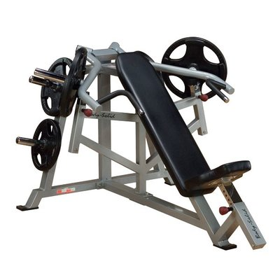 Body-Solid ProClubline Leverage Incline Press
