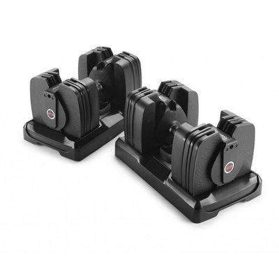 BowFlex SelectTech® 560i Smart Dumbbells - 5 stuks eind juli beschikbaar - weg is pech