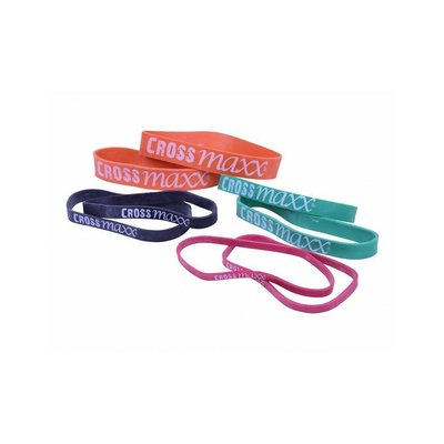 Crossmaxx LMX1181 Mini Power Band Set - 8 bands