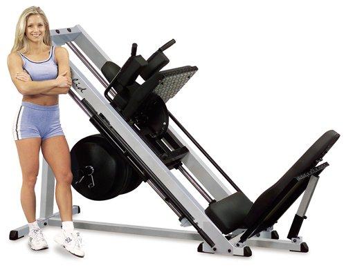 ProClubline GLPH2100 Professional Leg Press 45�