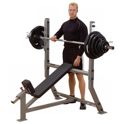 ProClubline SIB359G Incline Olympic Bench