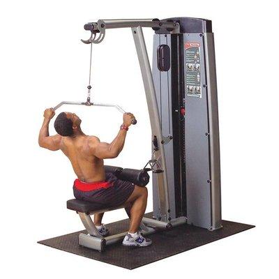 ProDualLine DLATSF Lat & Mid Row Machine | Gratis installatie