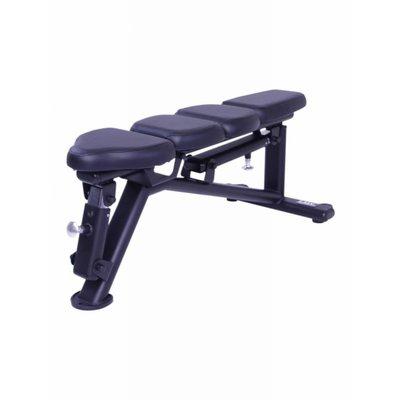 Lifemaxx LMX1050 Verstelbare Fitnessbank Black