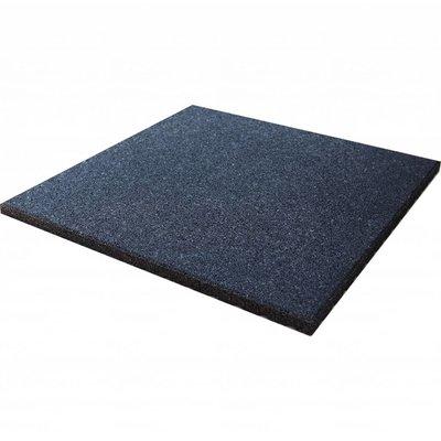 PTessentials Rubber Crossfit Tegel 100 x 100 cm zonder schijnvoeg