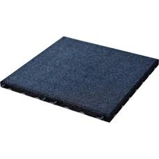 PTessentials Rubberen Vloerdelen 50 x 50 x 3 cm Zwart | losse verkoop