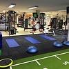 PTessentials Rubberen Vloerdelen 50 x 50 Grijs| Fitness en Crossfit