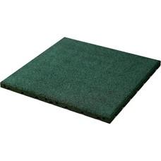 PTessentials Rubberen Vloerdelen 50 x 50 Groen | Fitness en Crossfit