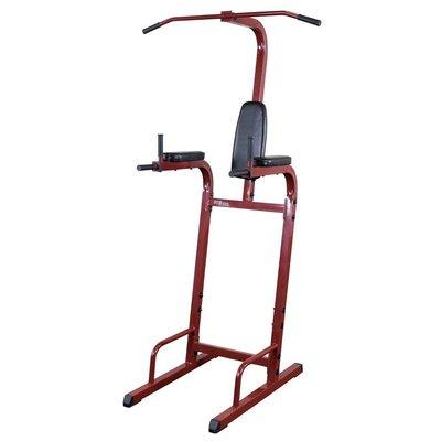 Best Fitness BFVK10 Vertical Knee Raise + Chin-up Bar