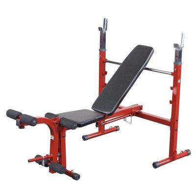 Best Fitness BFOB10 Olympische Halterbank