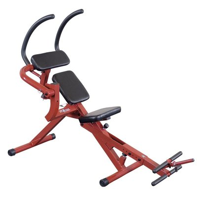 Best Fitness BFAB20 Semi-recumbent Ab Bench (buikspieren)