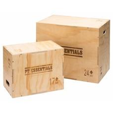 PTessentials PLYOPOWER Plyo Box Combo - verwacht eind juli