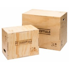 PTessentials PLYOPOWER Plyo Box Combo