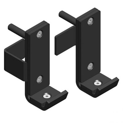 PTessentials J-Hooks (set van 2) - met inserts