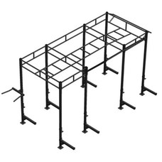 PTessentials Heavy Duty Crossfit Rig V5