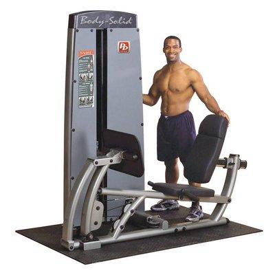 ProDualLine DCLPSF Leg & Calf Press Machine | Gratis installatie