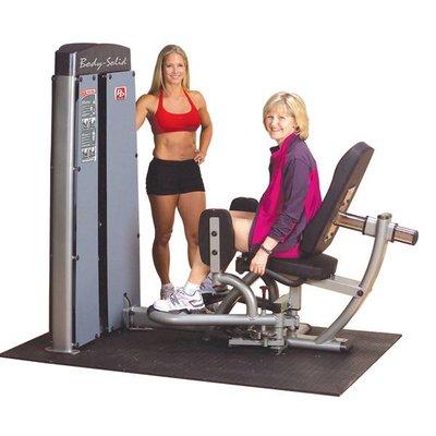 ProDualLine DIOTSF Inner & Outer Thigh Machine | Gratis installatie