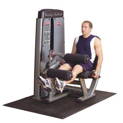 ProDualLine DLECSF Leg Extension & Curl Machine | Gratis installatie