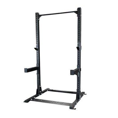 Body-Solid ProClubLine SPR500 Half Rack - installatie mogelijk