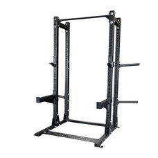Body-Solid ProClubLine SPR500 Extended Half Rack Full Package