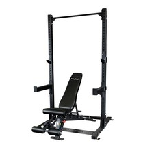 Body-Solid ProClubLine SPR500P2 Half Rack Package