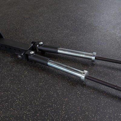 Body-Solid SPRTB Dual T-Bar Attachment