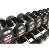 PTessentials SALE - PRO Ronde Rubberen Dumbbells 2 t/m 30 kg
