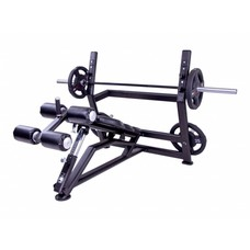 Lifemaxx LMX1063 Olympic Decline Bench