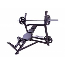 Lifemaxx LMX1064 Olympic Incline Bench