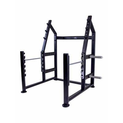 Lifemaxx LMX1065 Squat Rack Professional