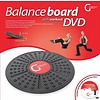 Gymstick Balance Board + Trainingsvideo's