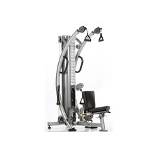 TuffStuff SPT-6X Six Pak Functional Trainer met bench