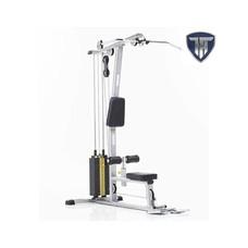 TuffStuff CLM-855WS Lat Machine + gewichten