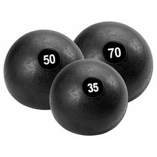PTessentials SB101 Heavy Slam Ball 35, 50 of 70 kg | Atlas Ball