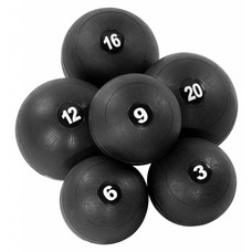 PTessentials SB101 Slam ball Voordeelset 3 t/m 20 kg - verwacht augustus