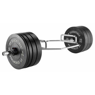 PTessentials GARAGEGYM DEADLIFT Hi Temp Bumperplate Set