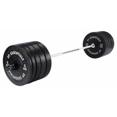PTessentials Garage Gym Hi Temp Bumperplate Halterset