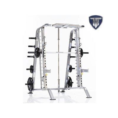 TuffStuff CSM-600 Basic Smith Machine - Half Cage