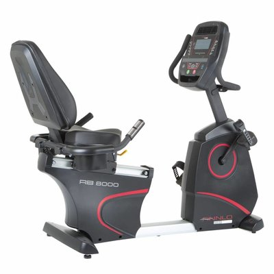 Finnlo RB8000 Maximum Recumbent Bike - Ligfiets