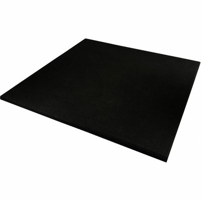 PTessentials High End Rubber Crossfit Vloerdeel 100 cm - 900 kg/m3 fijngranulaat